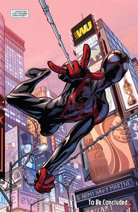 Spider Morales Vol 2 53 best images about ultimate morales on