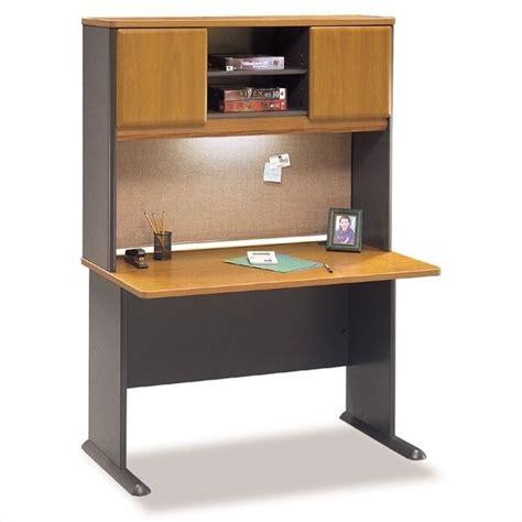 bush series a office furniture bush bbf series a 48 quot desk with hutch cherry