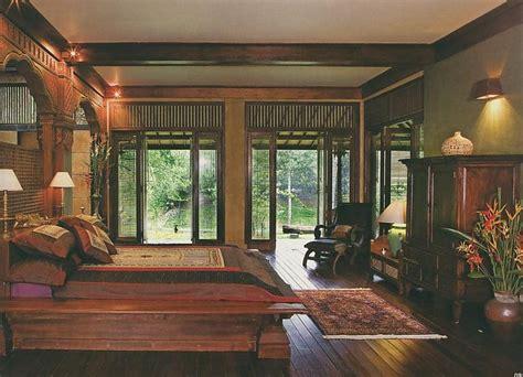 desain kamar nuansa kayu desain arsitek rumah joglo 3 arsitekhijau