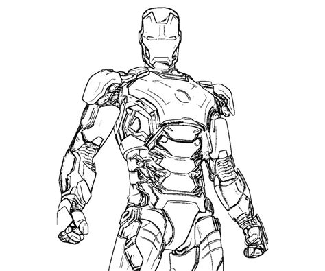 iron man mark 5 coloring pages iron man mark 1 coloring pages