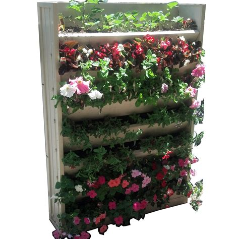 Vertical Garden Planters by Vertical Garden Planter In Garden Plant Stands