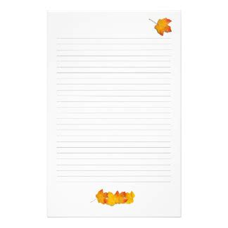 personalized writing paper lined writing custom stationery lined writing stationery