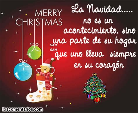 imagenes de navidad con mensaje imagenes con frases de navidad frases de navidad y a 241 o