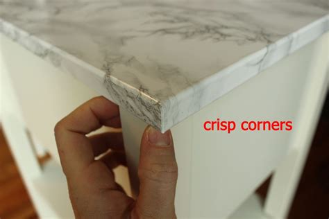 contact paper diy marble contact paper crisp corners home decorating