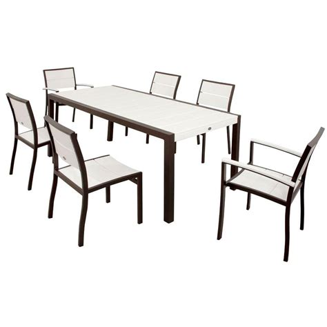 Martha Stewart Living Solana Bay 7 Piece Patio Dining Set Solana Bay 7 Patio Dining Set
