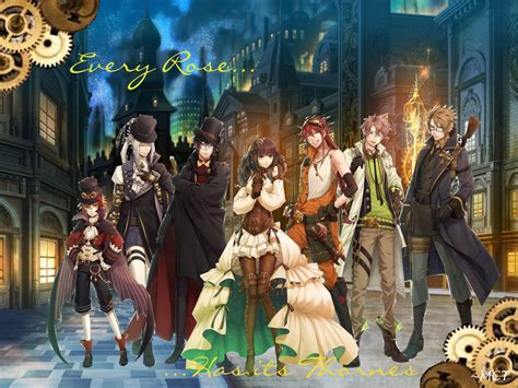 Code Realize Artbook 1 code realize picture by scarletrose107 on deviantart