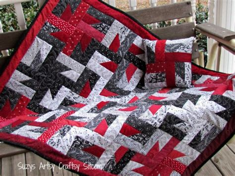 Kaos Summer Sixteen 12 free quilt patterns to warm you up