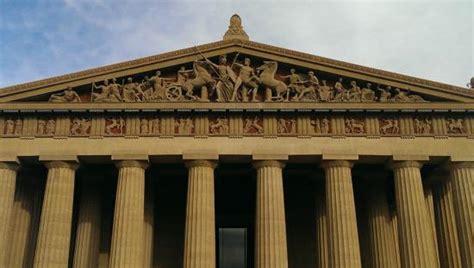 Parthenon Cornice Parthenon Cornice View Picture Of The Parthenon