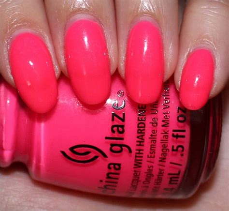 China Glaze Heat Index china glaze heat index swatches review swatch and learn