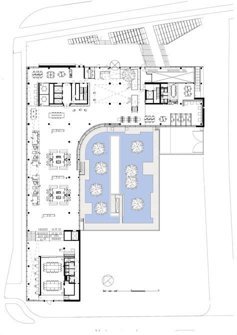 City Hall Floor Plan Gallery Of Stadskantoor Venlo Kraaijvanger Architects 9