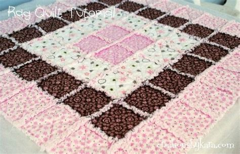 Rag Quilt Materials Needed by 1000 Ideas About Rag Quilt On