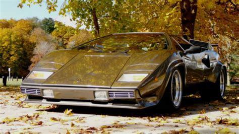 Builds Lamborghini In Basement Builds Lamborghini Countach In Basement