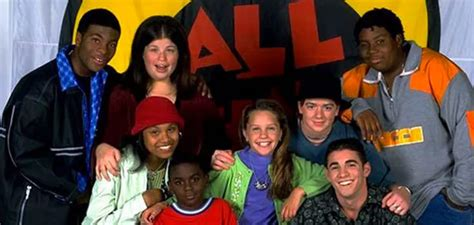 all about cast all that cast members where are they now all that