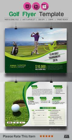 Charity Golf Tournament Flyer Hd 2 New Hd Template Images Work Pinterest Golf Journal Template