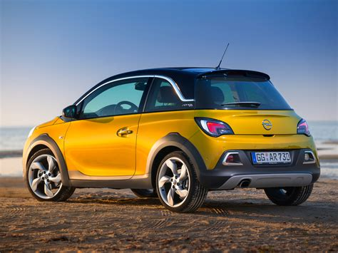 opel adam 2015 2015 opel adam rocks hd wallpapers
