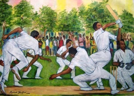 biography of jamaican artist richard hugh blackford the game richard blackford s jamaican artist
