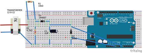 analog ac voltmeter circuit diagram circuit and