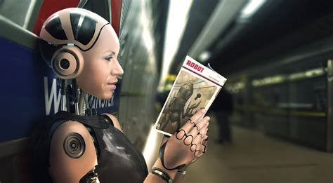 robot reading robot reading how to master your attention and focus your reading speed remember more learn faster and get more done in less time books storytelling may be the secret to creating ethical