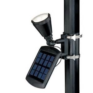 solar powered flagpole light patriot lighting solar powered flagpole flag light