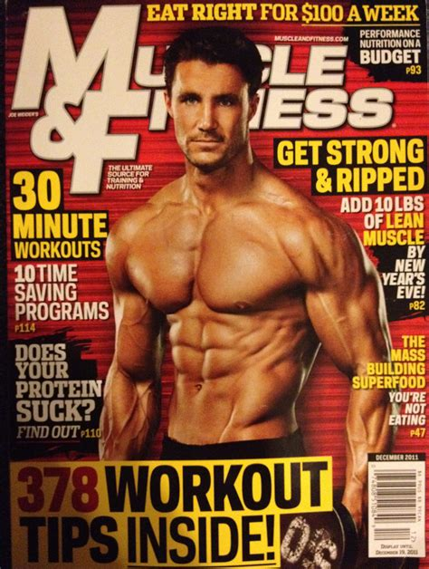 muscle and fitness fitness motivation quotes models inspiration motivational