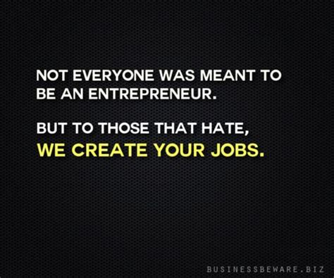 Entrepreneur Quotes Dear Entrepreneur Haters Great Quote For Any Small