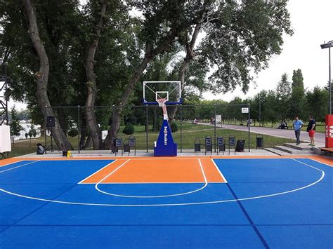 Home Decor Balls by Backyard Basketball Court Ideas Stencils Layouts