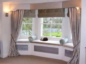 Curtain Ideas For Bow Windows Bow Window Ideas For Pinterest