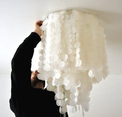 Wax Paper Chandelier 14 Best Images About Capiz Shell Chandelier On Pinterest Fur Throw Wax Paper And Capiz Chandelier
