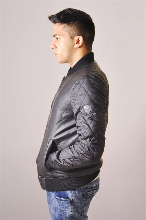 Pu Bomber Jacket pu bomber jacket