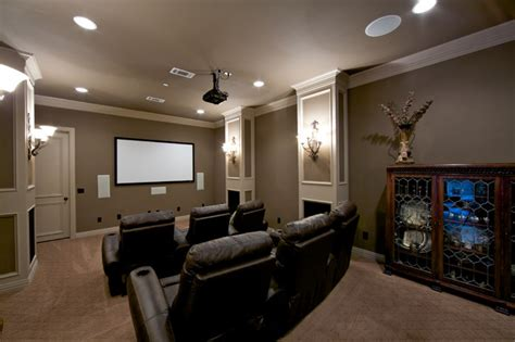 home theater design group dallas step down media room traditional home theater dallas