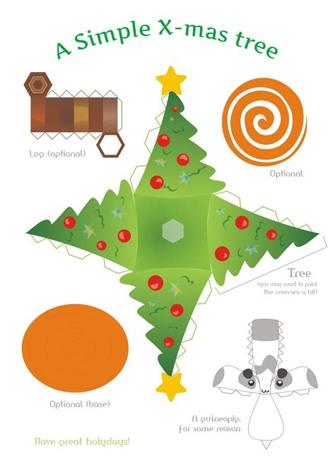 Papercraft Tree - paper craft new 658 papercraft tree template