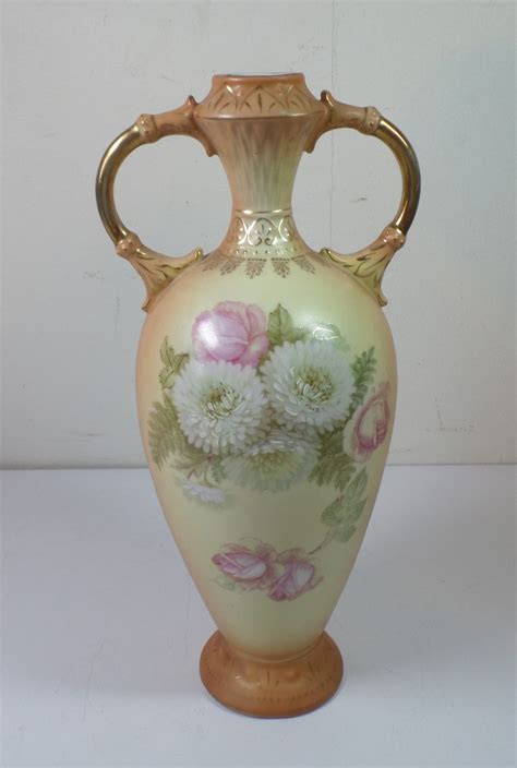 Austrian Vases Antique by Antique Nouveau Rh Austria Royal Wettina