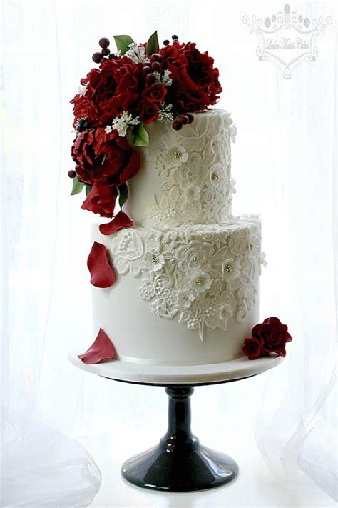 Sugar Wedding Cake Flowers by Wedding Cake Ideas Sugar Flowers The Magazine