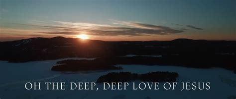 max b for the love of chrissy oh the deep deep love of jesus feat fernando ortega