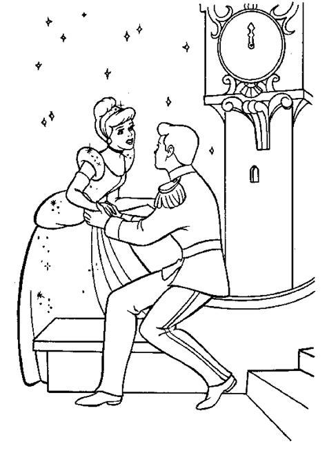 free cinderella coloring pages games cinderella coloring pages