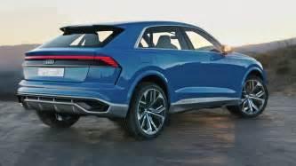 2017 audi q8 concept coupe