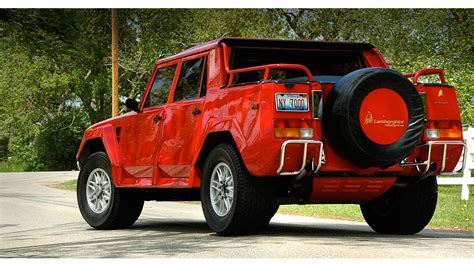 Lamborghini Truck Lm002 Lamborghini Truck Lm002 Some Things Which Make This Truck