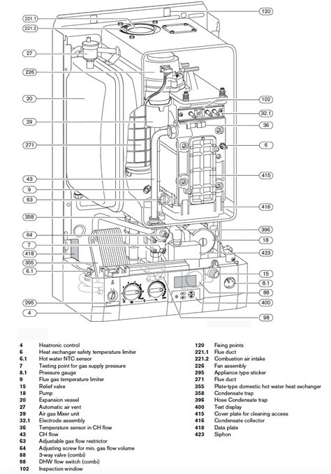 worcester bosch boiler wiring diagram wiring diagram and