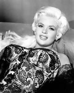 jayne mansfield jayne mansfield pin up style icon