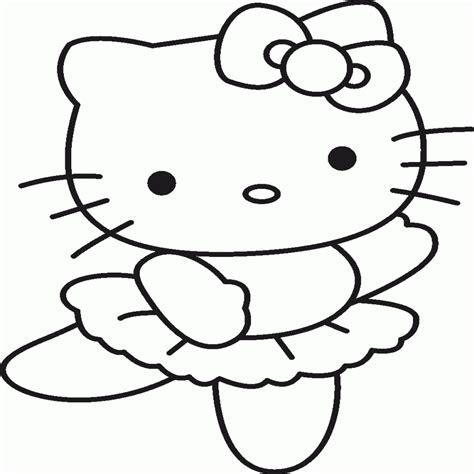 dibujos infantiles kitty dibujos para colorear de hello kitty