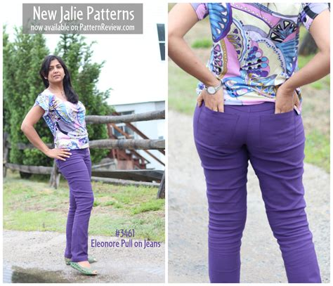 jalie jeans pattern review new jalie patterns with fabrics from emma one sock 6 29 15