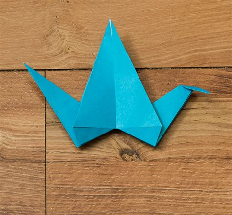 Origami Flapping Bird Step By Step - origami flapping bird researchparent
