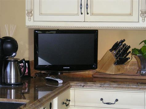 kitchen tv cabinet mount kitchen tv 2 from infinity home solutions in white lake