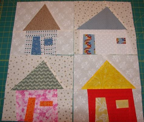 House Quilt Blocks by Wonky House Quilt Blocks Archives Fabricmomfabricmom