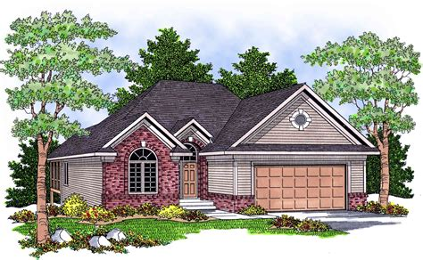 classic home design drafting classic ranch home plan 8983ah 1st floor master suite