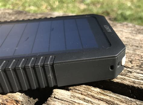 test batteria iphone test de la batterie solaire tout terrain 12 000 mah aukey