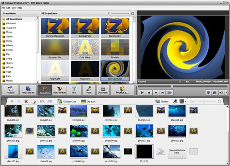 avs editor templates avs editor 2013 best editing software for home