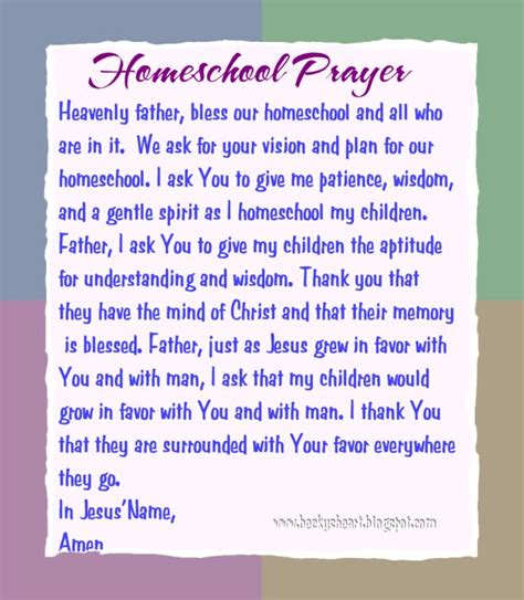 Homeschool Withdrawal Letter Oklahoma Homeschool Prayer Homeschool