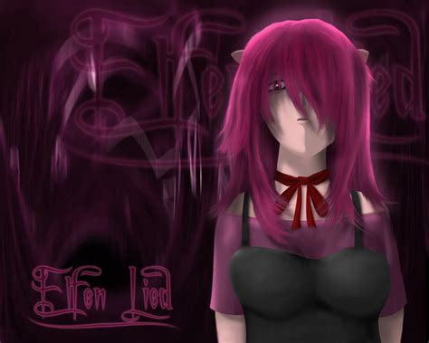 elfen lied wallpaper and background image 1280x1024 id