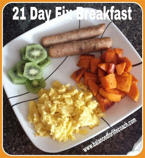8 Fix Breakfasts For by 117 Best 21 Day Fix Recipes Images On Kitchens
